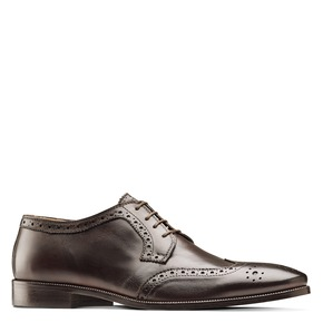 Derby da uomo The Shoemaker bata-the-shoemaker, marrone, 824-4335 - 13