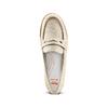Mocassini Flexible da donna flexible, beige, 514-8154 - 17