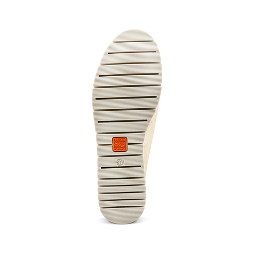 Mocassini Flexible da donna flexible, beige, 514-8154 - 19