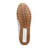Sneakers in pelle da uomo bata, grigio, 844-2142 - 19