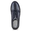 Sneakers in pelle bata-light, blu, 844-9161 - 15