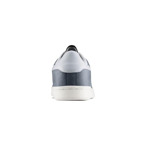 Sneakers basse da uomo bata, blu, 841-9731 - 16