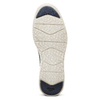 Sneakers in pelle bata-light, blu, 844-9161 - 17