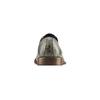 Derby in vera pelle bata-the-shoemaker, grigio, 824-2332 - 15