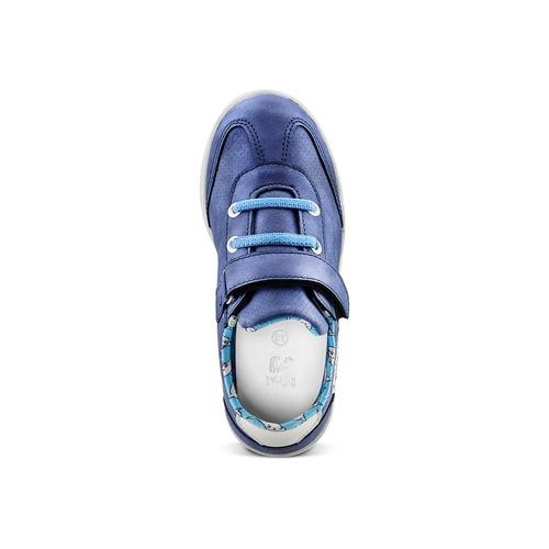 Sneakers Sharks da bambino mini-b, blu, 211-9191 - 15