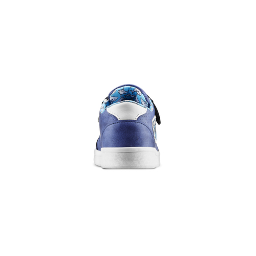 Sneakers Sharks da bambino mini-b, blu, 211-9191 - 16