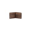 Portafoglio in pelle da uomo bata, marrone, 944-4143 - 16