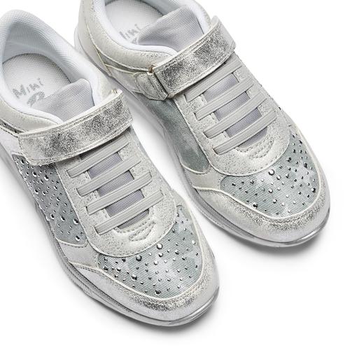 Sneakers da bimba mini-b, argento, 329-1348 - 26