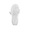 Sneakers con fiocco mini-b, argento, 329-1341 - 19