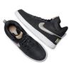 Nike Court Borough nike, nero, 801-6693 - 26