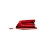 Portafoglio in pelle bata, rosso, 944-5120 - 16