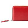 Portafoglio in pelle bata, rosso, 944-5120 - 15