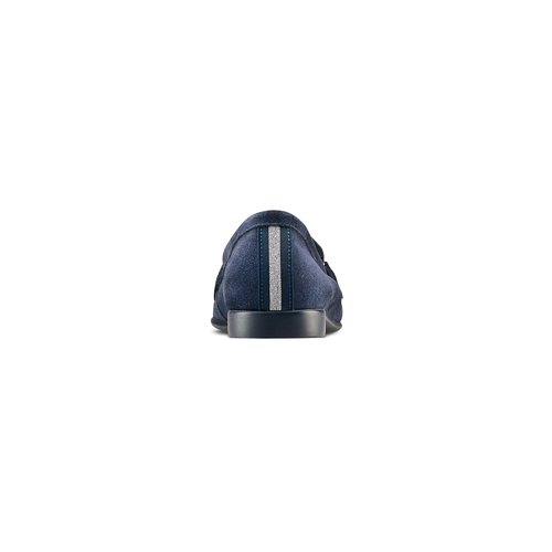Mocassini Flexible flexible, blu, 513-9150 - 15