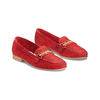 Mocassini Flexible da donna flexible, rosso, 513-5150 - 16