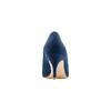 Décolleté Insolia insolia, blu, 729-9199 - 15