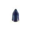 Décolleté Insolia con perline insolia, blu, 729-9217 - 15