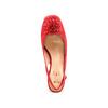 Sling Back Insolia con perline insolia, rosso, 729-5216 - 17