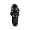 Sneakers con applicazioni bata, nero, 541-6381 - 17