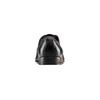 Stringate in vera pelle bata-the-shoemaker, nero, 824-6347 - 15
