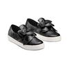 Sneakers con applicazioni bata, nero, 541-6381 - 16