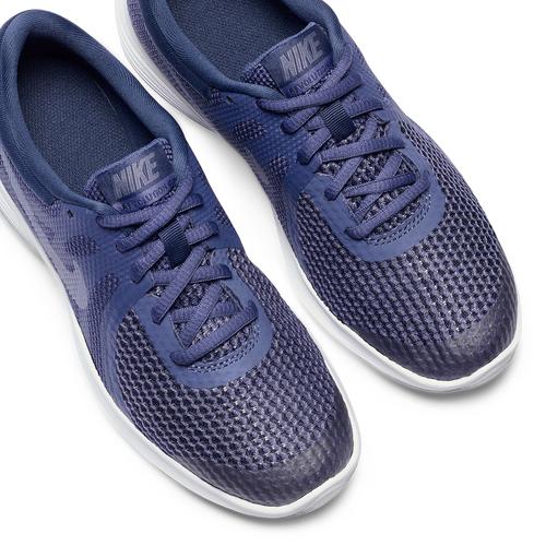 Nike Revolution 4 nike, blu, 409-9202 - 26