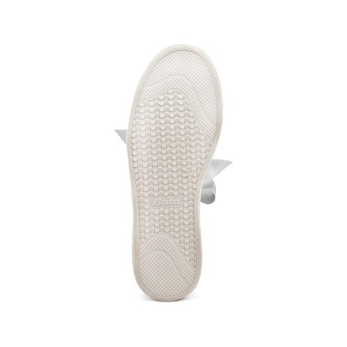 Sneakers senza lacci da bambina mini-b, grigio, 321-2307 - 19