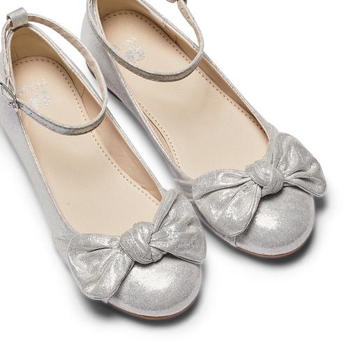 Ballerine da bambina mini-b, argento, 329-1227 - 26