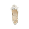 Ballerine con applicazioni mini-b, bianco, 321-1162 - 17