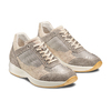 Sneakers casual da uomo bata, beige, 849-8162 - 16