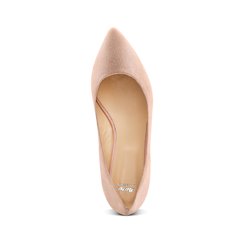 Ballerine a punta bata, rosa, 523-5242 - 17