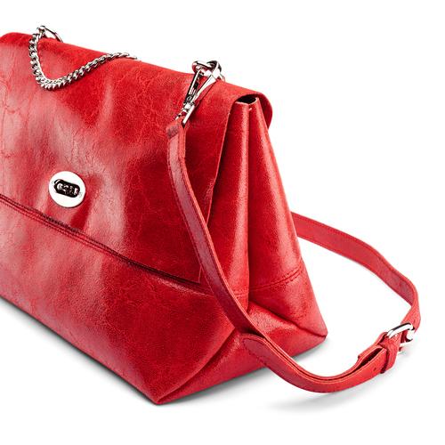 Borsa Made in Italy bata, rosso, 964-5356 - 15