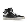 Sneakers alla caviglia bata, nero, 841-6406 - 13