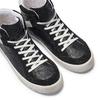 Sneakers alla caviglia bata, nero, 841-6406 - 26