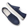 Slip on da uomo in suede bata, blu, 833-0134 - 26