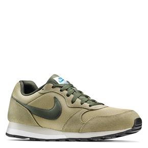 Nike MD Runner nike, verde, 803-7713 - 13