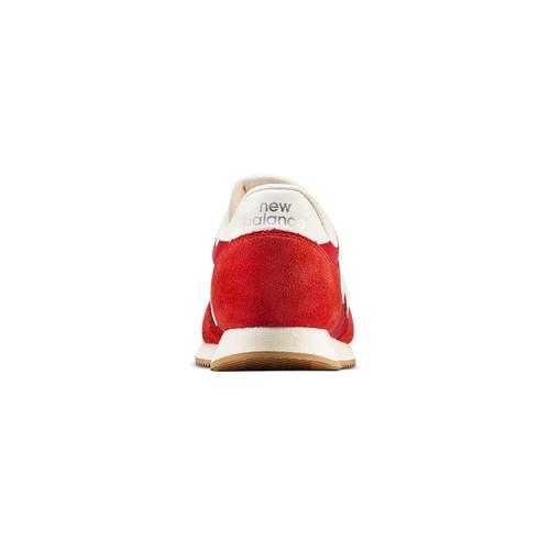 New Balance 220 da uomo new-balance, rosso, 809-5320 - 16