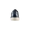 Sneakers in pelle bata, blu, 844-9137 - 15