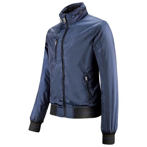 Bomber da uomo bata, blu, 979-9220 - 16
