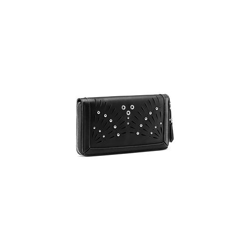 Portafoglio da donna bata, nero, 941-6164 - 13