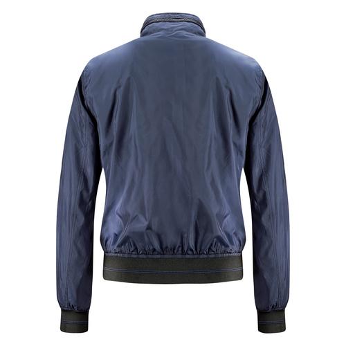 Bomber da uomo bata, blu, 979-9220 - 26
