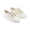 Sneakers con dettaglio catena bata, bianco, 541-1396 - 16