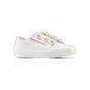 Sneakers con maxi perle bata, bianco, 541-1375 - 13
