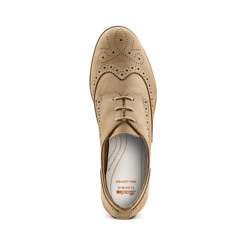 Stringate Flexible flexible, beige, 526-8509 - 17