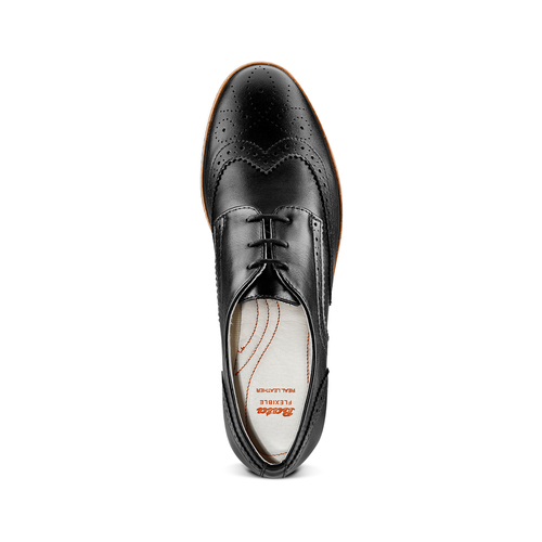 Stringate Flexible flexible, nero, 524-6509 - 17