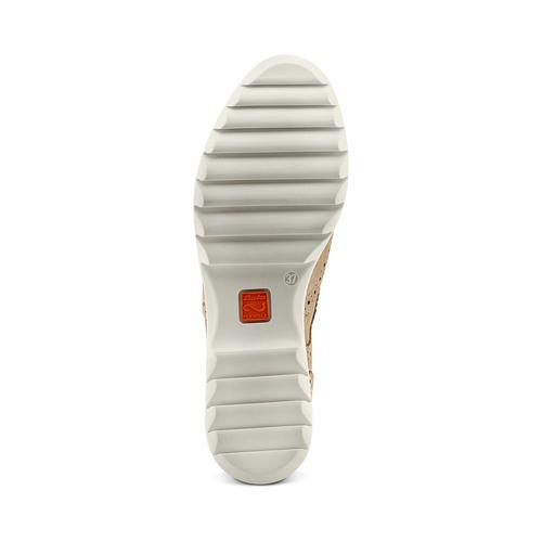 Stringate Flexible flexible, beige, 526-8509 - 19