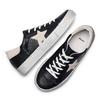 Sneakers con stella bata, nero, 541-6376 - 26