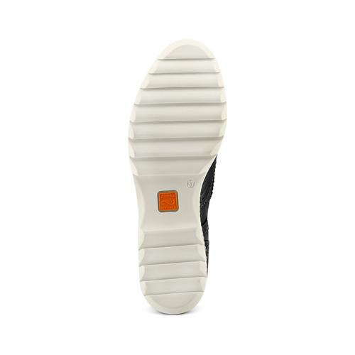 Stringate Flexible flexible, nero, 524-6509 - 19