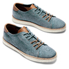 Sneakers casual  bata, blu, 849-9346 - 26
