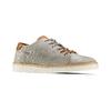 Sneakers casual  bata, grigio, 849-2346 - 13