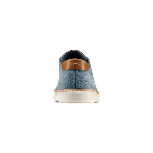 Sneakers casual  bata, blu, 849-9346 - 15